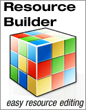 Resource Builder- resource editor for Windows